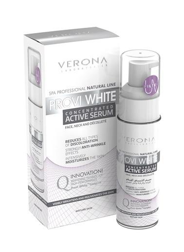 Provi White Konsantre Beyazlatıcı Serum Olgun Ciltler İçin Yüksek Etkili Beyazlatıcı Cilt Serumu 30ml Renksiz